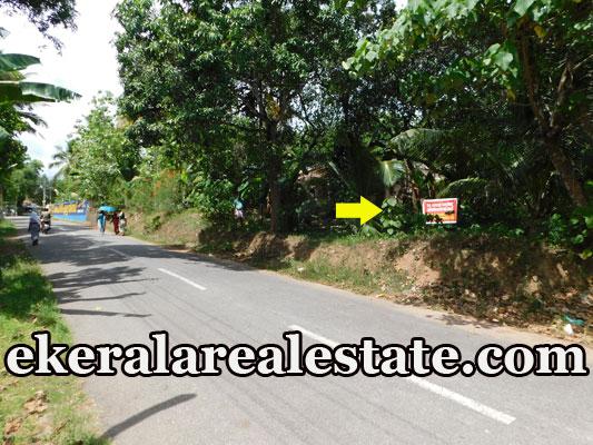 Navaikulam low price land plot sale in Trivandrum