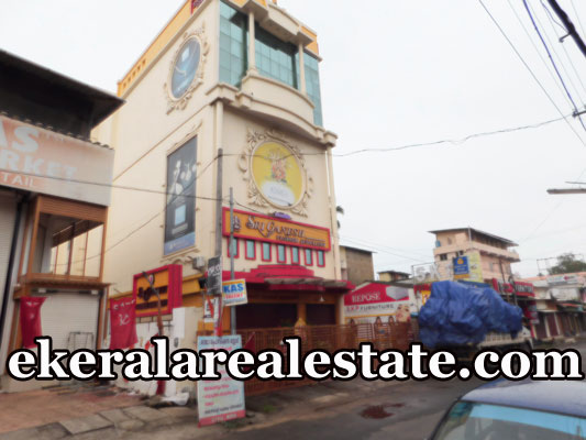 24000 sq ft building sale in Trivandrum Chalai