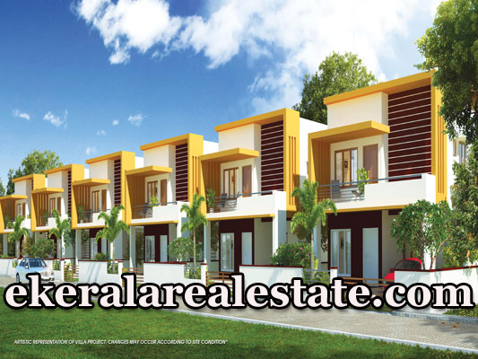 Kazhakuttom 1500 sq ft attractive villa for sale