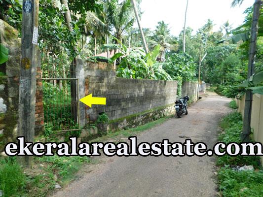 Low budget house plot sale in Kodumon Attingal