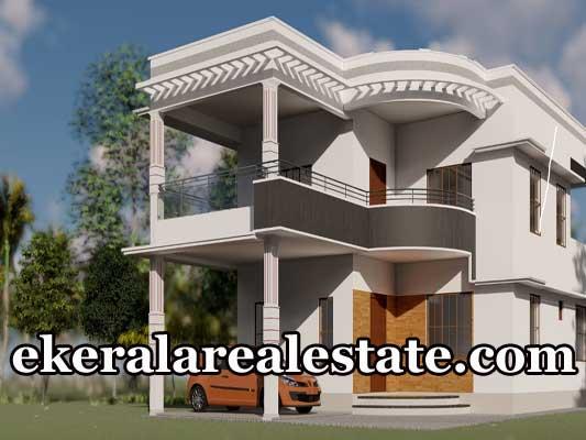 1700 Sq Ft Budget New House Sale at Powdikonam