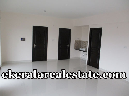 New 3 BHK Flat Sale at Pottakuzhy Pattom
