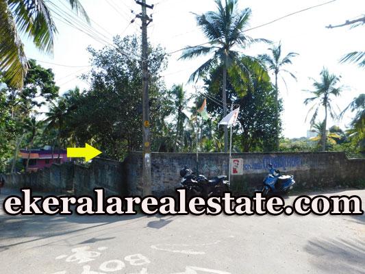 Land Sale at Thampuranmukku Kazhakootam