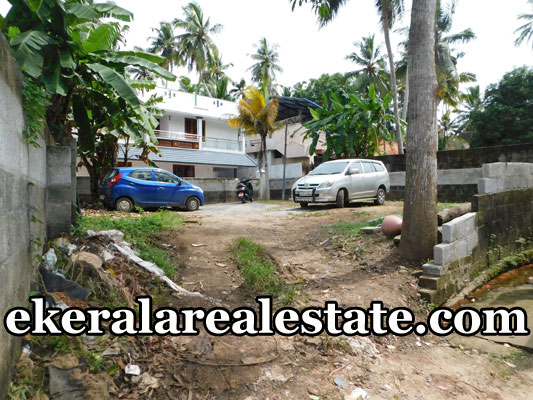 Nalanchira Trivandrum 5 cents house plot for sale