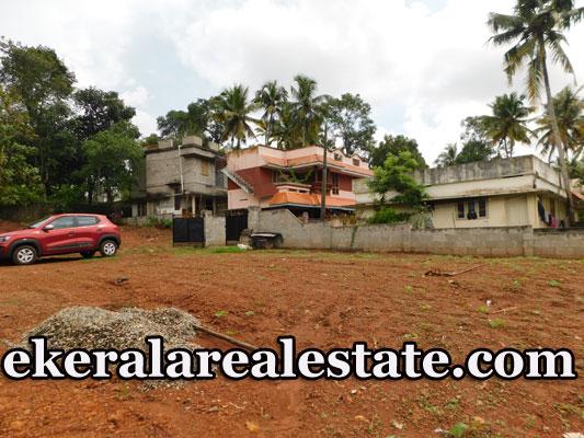 24 cents House Plots For Sale Near Peyad Pallimukku