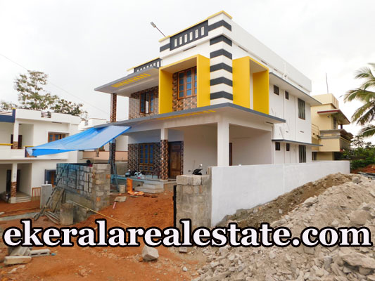 2100 Sq Ft New House Sale at Shanthipuram Pothencode 67 lakhs