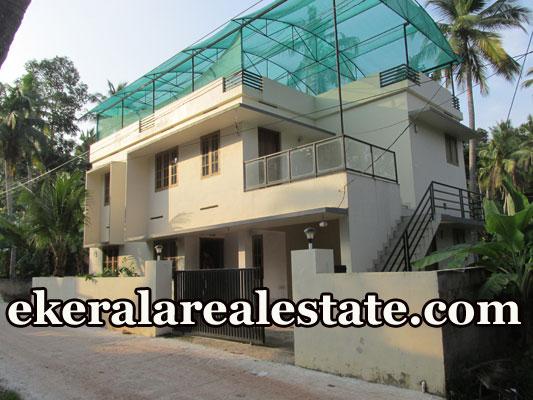 4 cents land and 2000 sqft house sale in Enikkara Karakulam