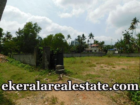 Kannammoola 10 cents lorry plot for sale in Trivandrum