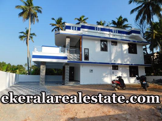 3 bhk Brand New House Sale at  Peroorkada below 78 lakhs