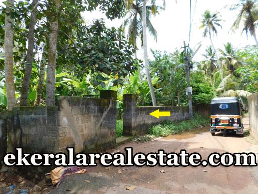 11.5 cent Lorry Plot Sale Near Thiruvallam