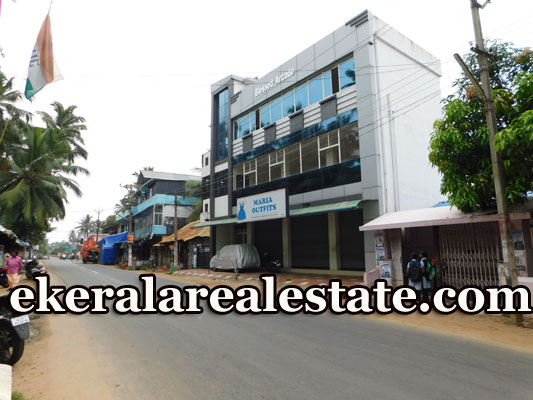 5000 Sq.ft. Building with Residential Apartment Sale at Vizhinjam