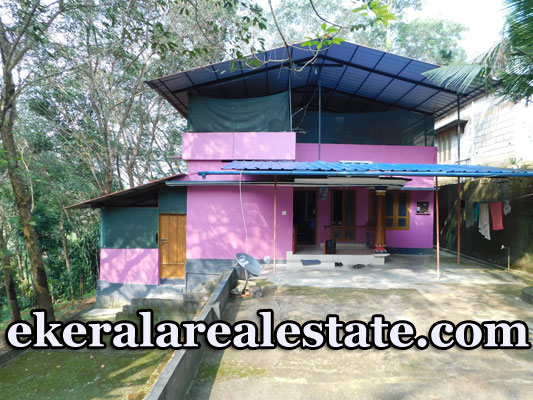 40 Lakhs 1500 sqft House for Sale at Vithura