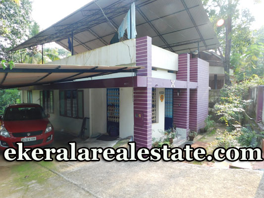 Independent 1100 sqft House Sale at Sreekaryam