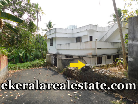 Road Frontage Residential Land Sale at Mannanthala