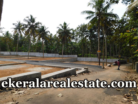House Plots Sale near Greenfield Stadium Karyavattom