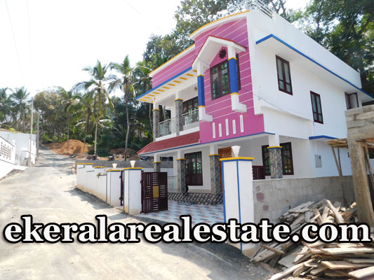 1800 sq ft new modern house sale in Kattuvila Peyad