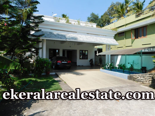 18 cent land and 1500 sqft house sale in Sreekaryam