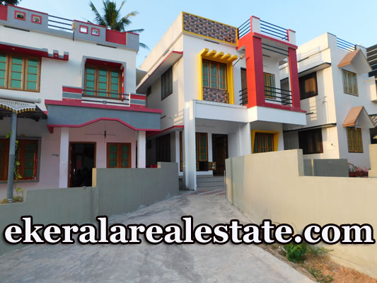 1600 Sqft 3 BHK New House for Sale at Njandoorkonam