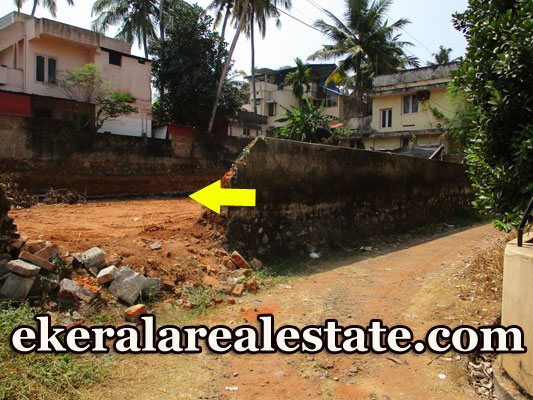 11 cents house plot sale in Peroorkada 14 lakhs per cent