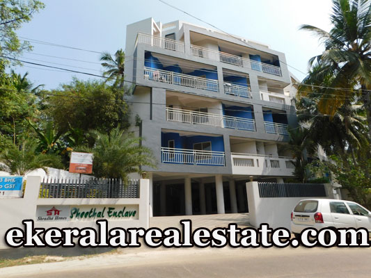 Ready to Occupy 3BHK Flats  Near Nalanchira Trivandrum