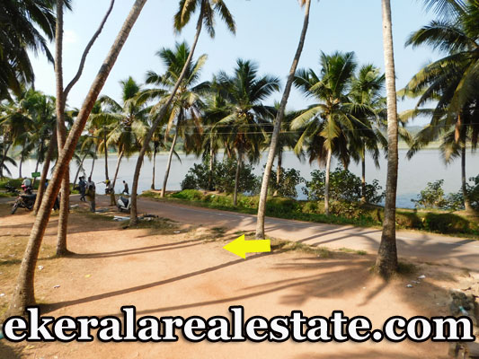 Lake View Frontage 15 Cents Land plot Sale in Venganoor Vellayani