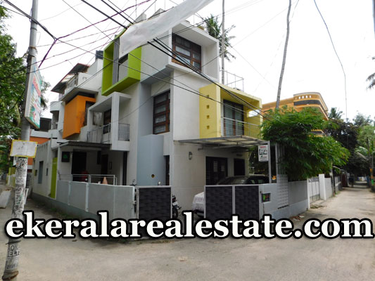 4 BHK Contemporary Style House Sale in  Vanchiyoor