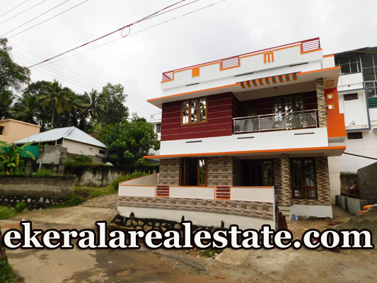 52 Lakhs 3 BHK New House Sale Near Vattiyoorkavu