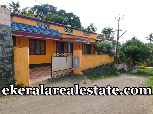 Individual 1400 sqft House for Sale near Attingal