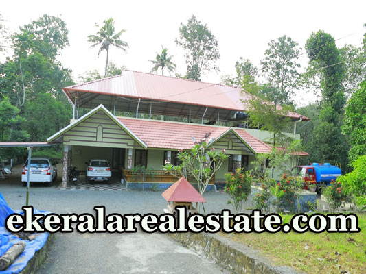 Karukachal Dairy Farm and  House for Sale