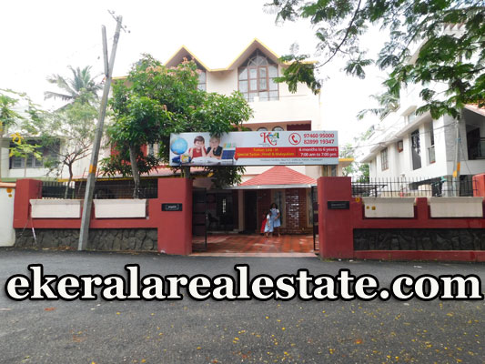 4000 sqft Independent House for Sale at Pattom