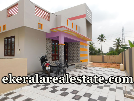 Newly Built House Sale at Enikkara 36 Lakhs
