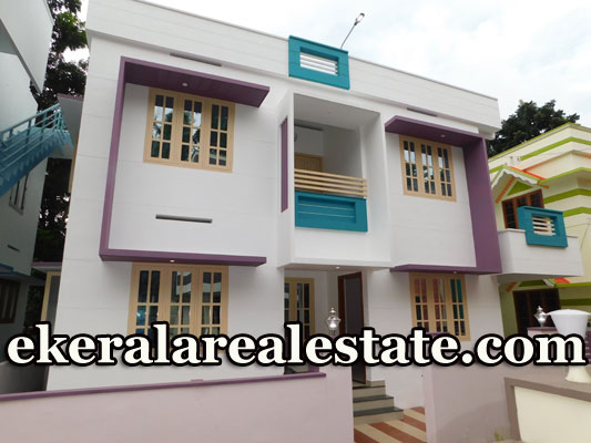 41 Lakhs New House Sale at Thachottukavu 3 BHK