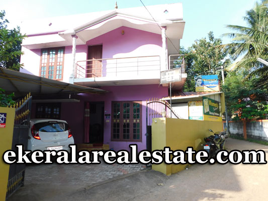 Pappanamcode Independent 4 BHK House for Sale