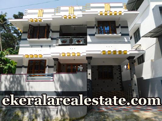 Newly Built Modern House for Sale at Malayinkeezhu