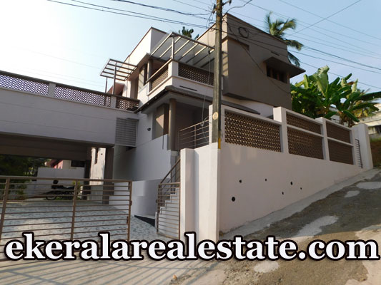 10 Cents 2500 Sq Ft Desiigner new Villa sale in Powdikonam