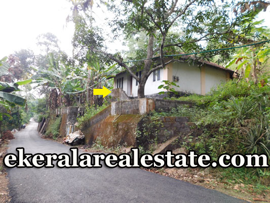 Used House and Land for sale at Vazhichal Kattakada