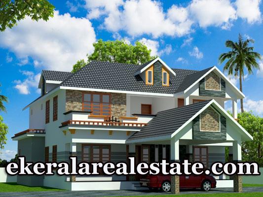 Karumam Trivandrum 1400 sqft Independent Villas for Sale
