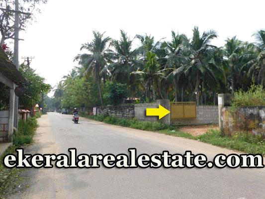 Menamkulam  10 cents lorry plot for sale in Trivandrum