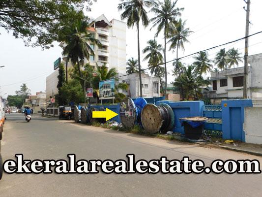 Pazhavangadi  East Fort Road Frontage land for sale