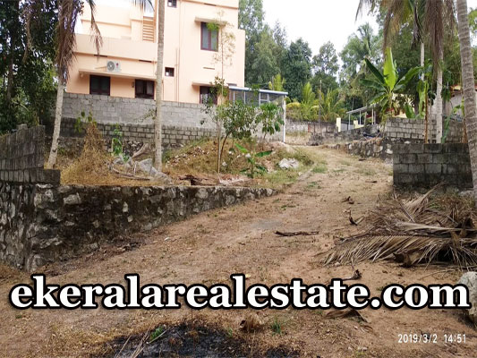 Kazhakootam 8 cent House Plots Sale Near Sainik School