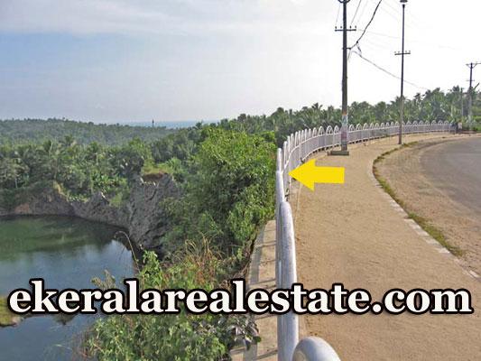 15 lakhs per cent 5 acre plot sale in Kovalam Junction Trivandrum