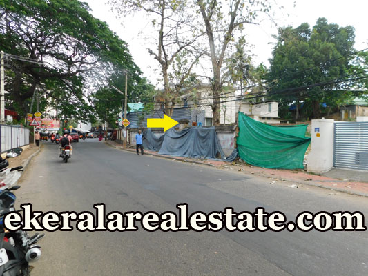 Residential  land 28 cents For sale at Jagathy Junction Trivandrum