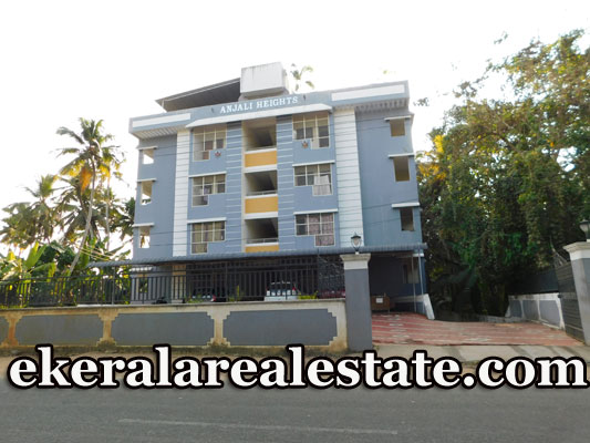 Maruthoorkadavu  54 Lakhs 2 BHk Semi Furnished Flat For Sale
