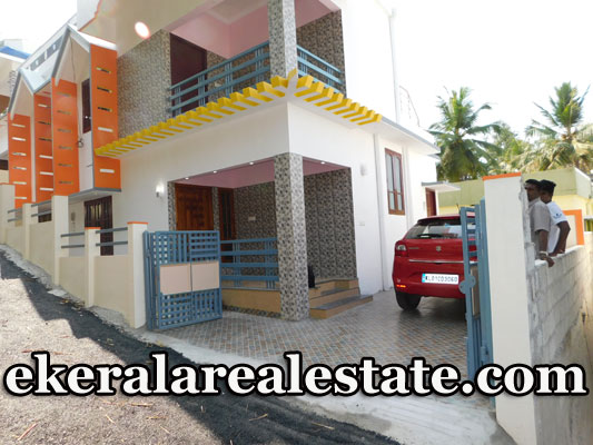 Aruvippuram Road Peyad 4 cents 1850 sq ft new house for sale