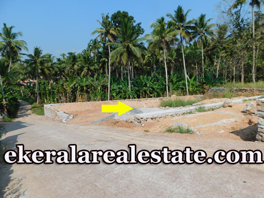 Chittazha Vattappara Residential Land 7 cents for sale