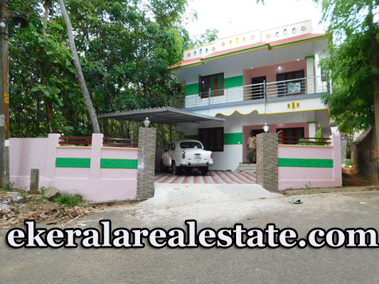 Individual new house sale in Nellimoodu near Vizhinjam