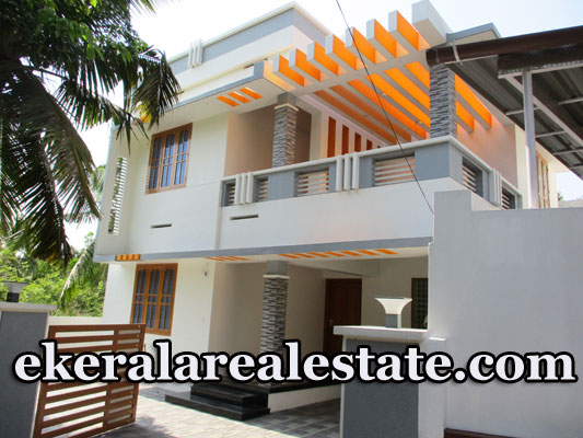 Thirumala Trivandrum 5 Cents 1700 Sq Ft new beautiful house for sale