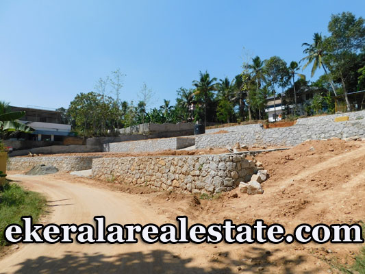 Mannanthala 6 lakhs per cent  Residential House Plots for Sale
