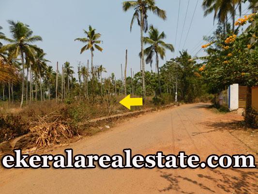 Residential House Plots Sale at Vandithadam near Thiruvallam