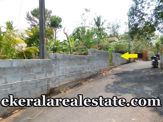 Residential Plot Sale at Bhagat Singh Nagar Nalanchira Trivandrum